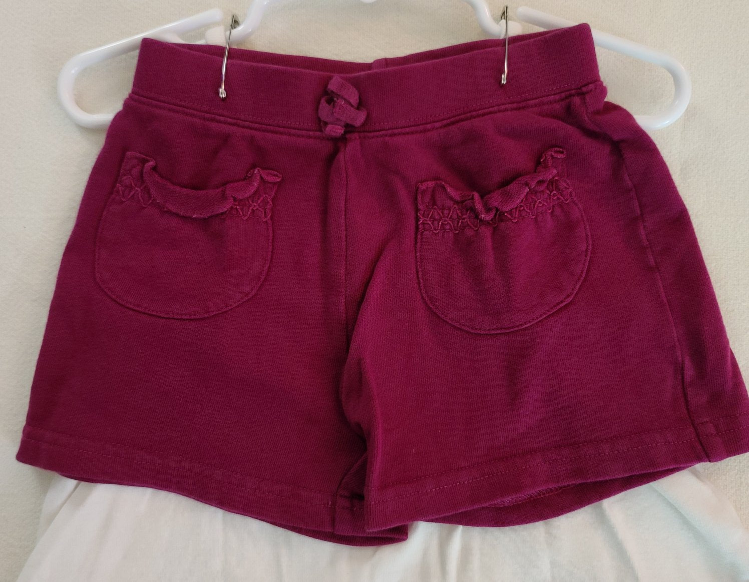 GYMBOREE 2 pc set: halter top and shorts; Girls size 18-24 months