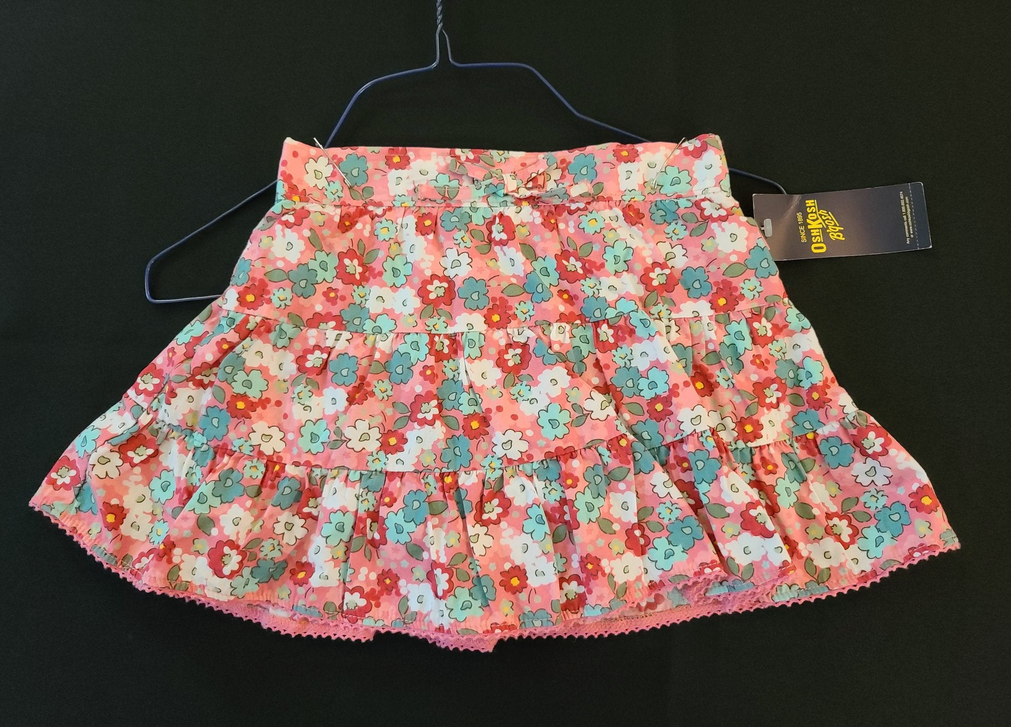 *NWT* OSHKOSH skirt; Girls Size 24 months