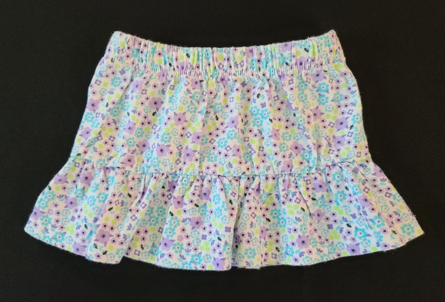 KIDS KORNER knit skirt; Girls 12m