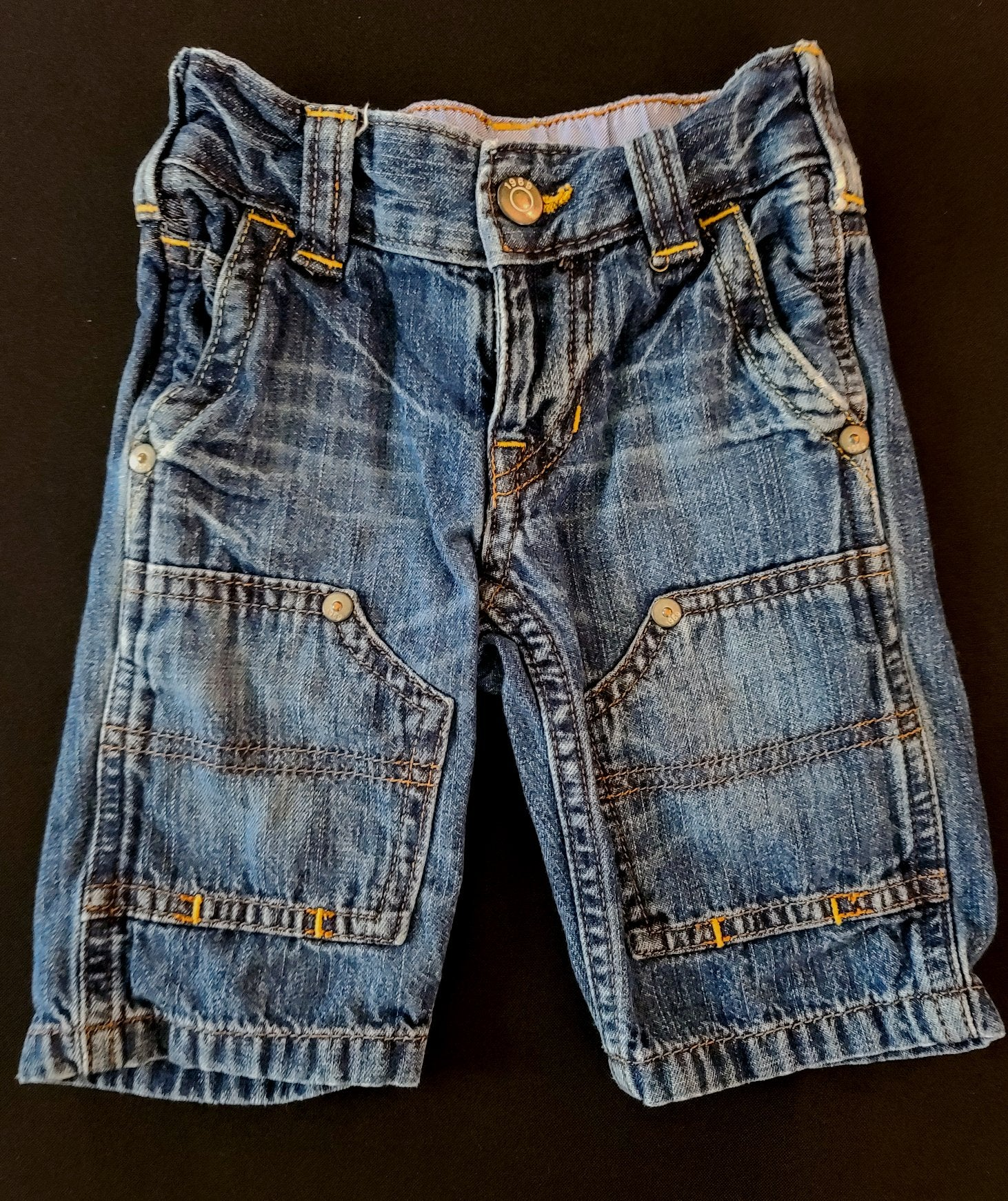 BABY GAP denim jeans; Boys NB