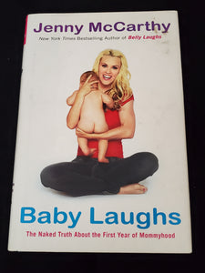 Jenny McCarthy Baby Laughs book