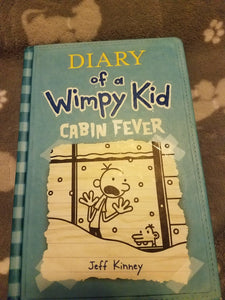 Diary of a Whimpy Kid Cabin Fever
