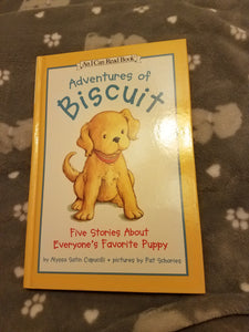 Adventures of Biscuit 1st reader books
