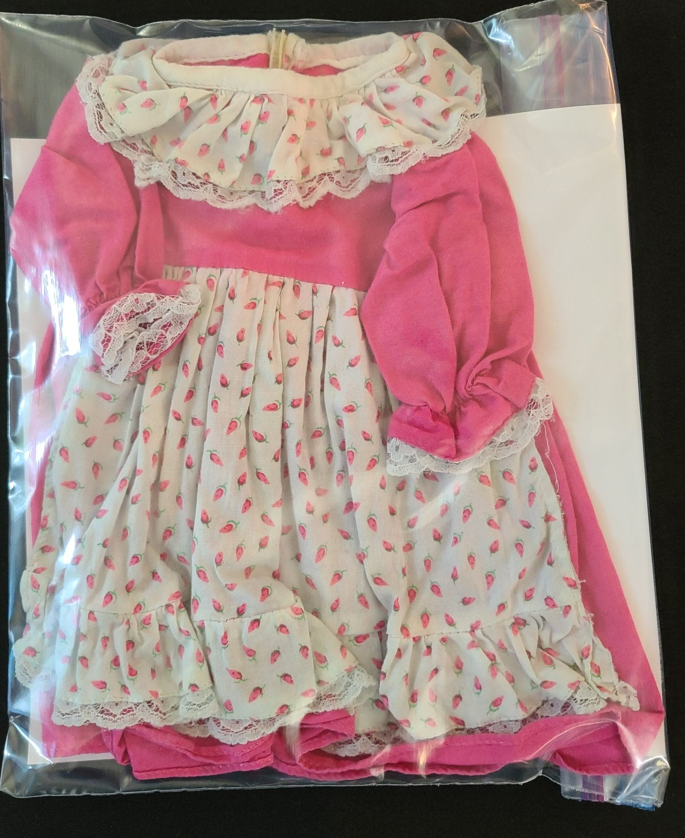 "DOLL CLOTHES dress for 18"" doll"
