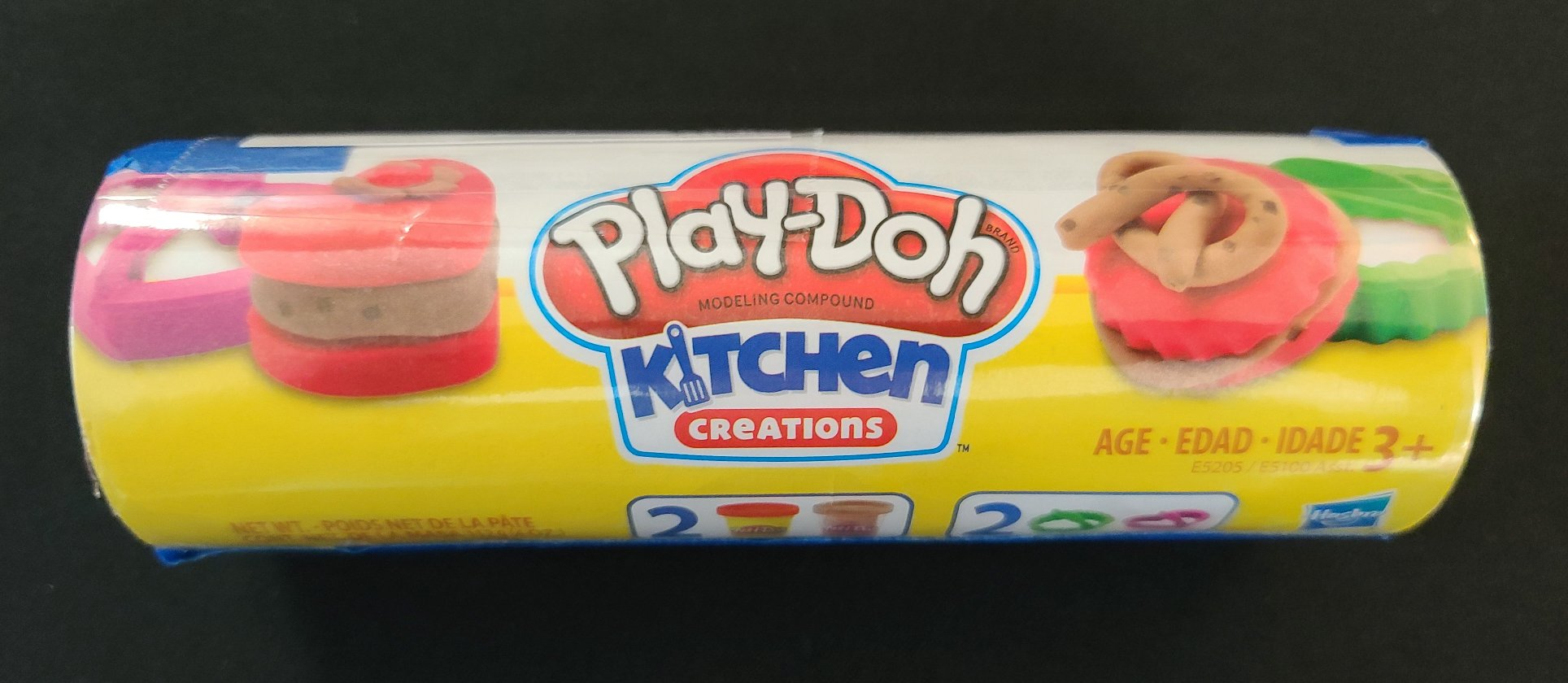 *NIP* PLAY-DOH Kitchen Creations, Cookie Canister Play set
