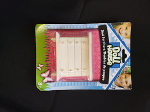 New in package. doll furniture dresser