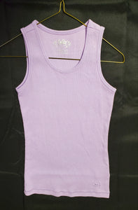 Justice Lavender Tank Top Girls 8