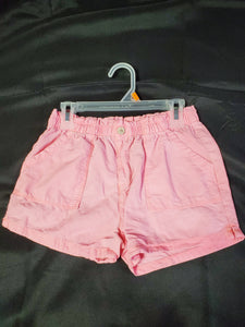 Oshkosh Shorts Pink Girls 8
