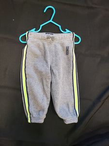 Oshkosh B'gosh 12 month grey sweatpants