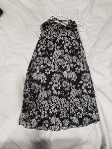 New with tags. Old Navy size medium black halter dress