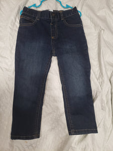 Garanimals girls 4T blue jeans