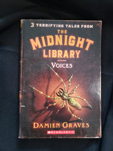 3 terrifying tales from the midnight library voices