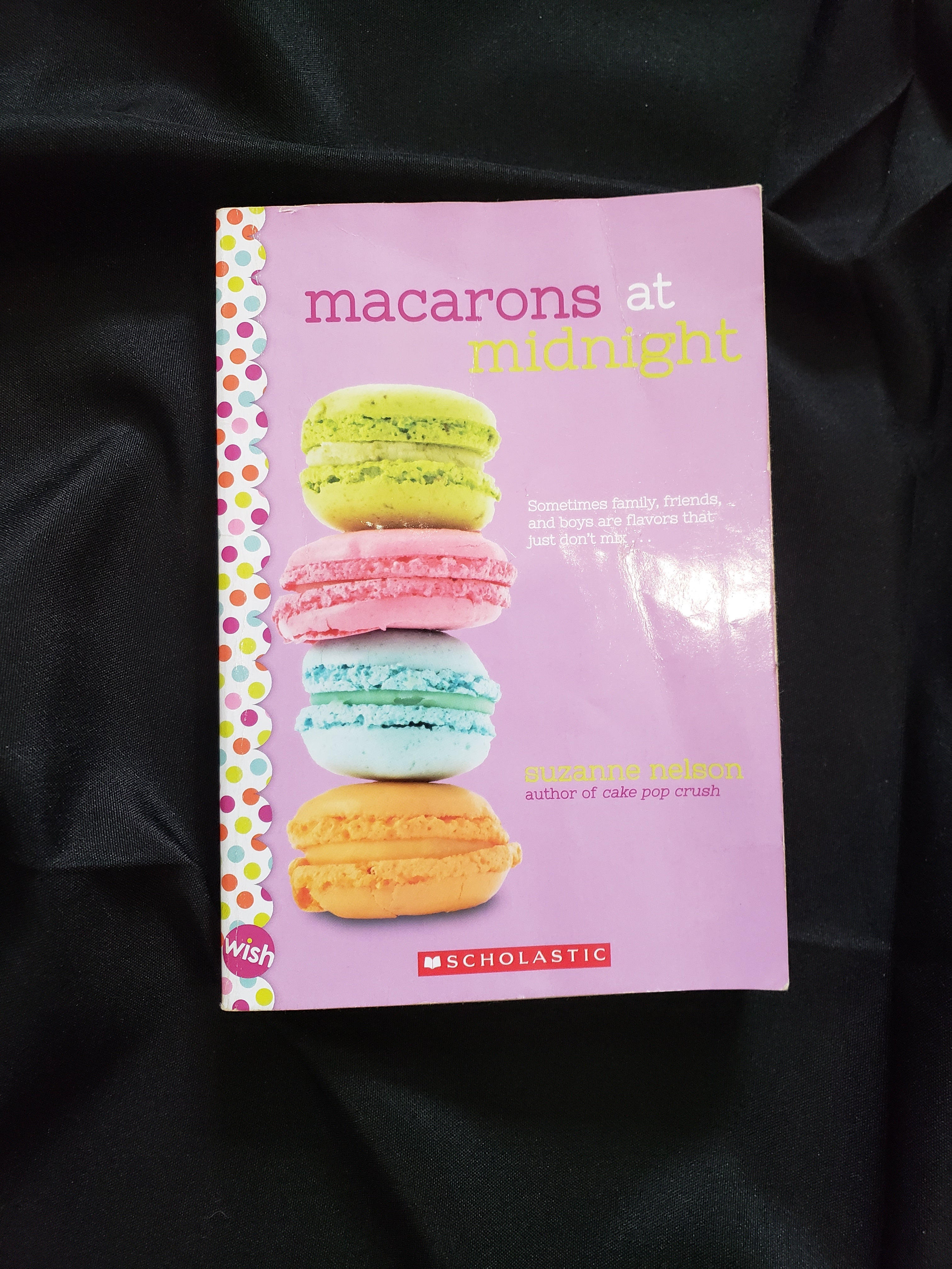 Macarons at midnight