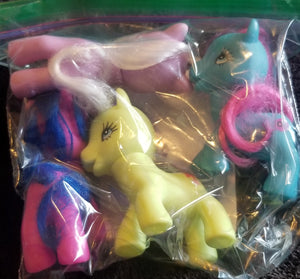 MY LITTLE PONY 4PK ponies