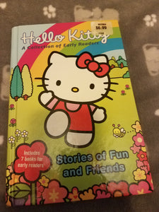 Hello kitty first reader hardback collection