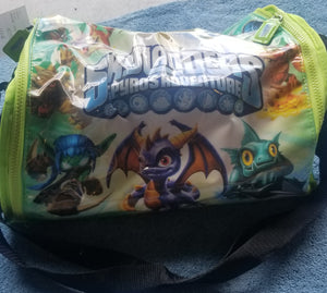 SKYLANDERS carry bag for games & characters