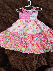 3T Penelope Mack pink dress. worn once.