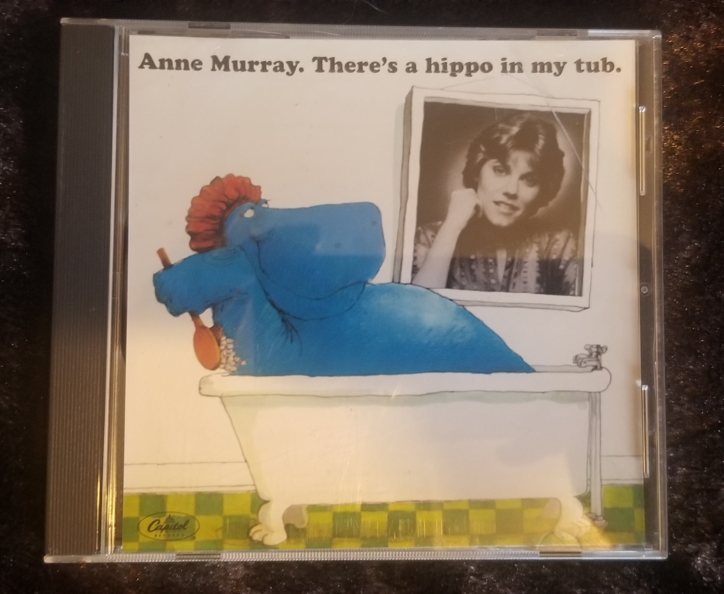 CD Anne Murray: There's a Hippo in my Tub