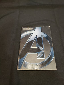 Avengers chapter book