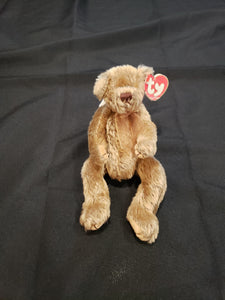 Birch brown bear beanie baby
