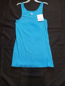 Mossimo size XXL blue sleeveless shirt