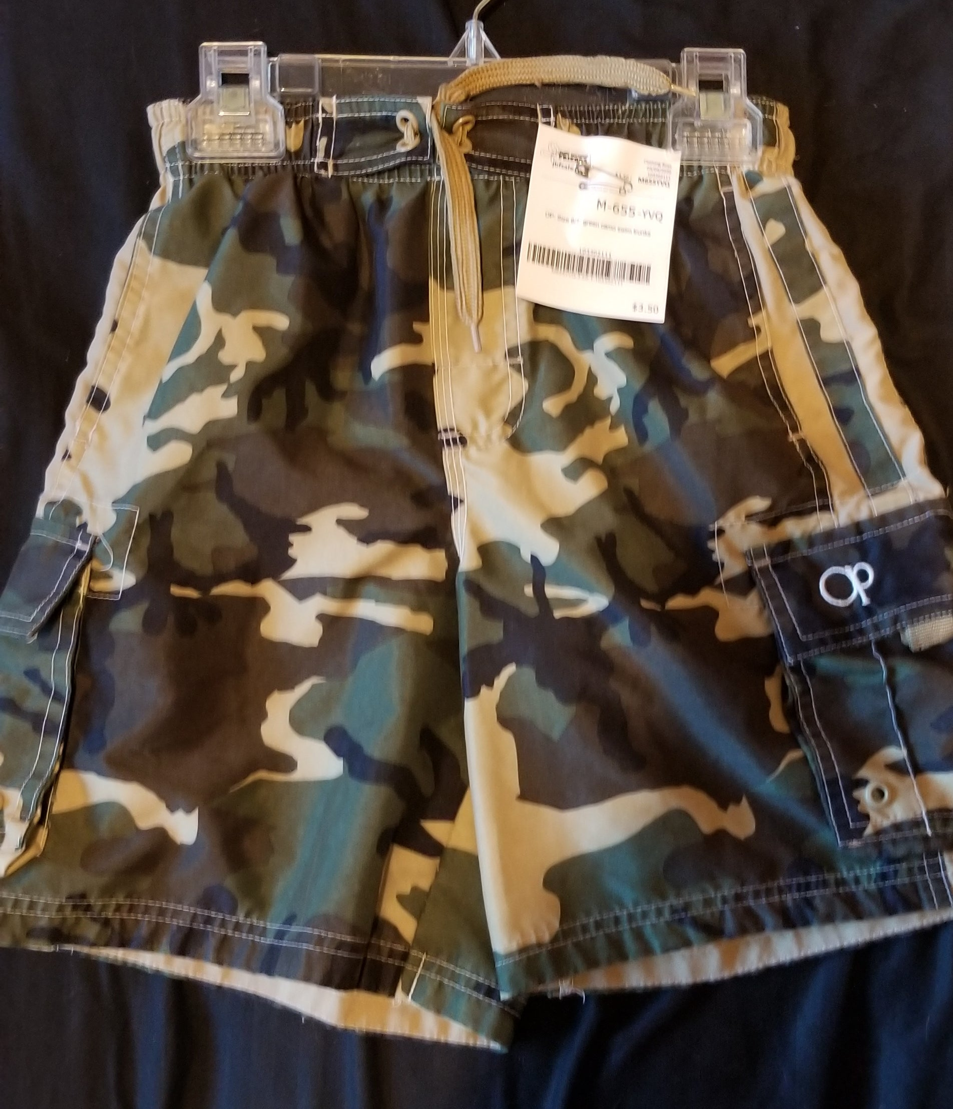 MULTIPLE CHOICE BOYS SZ 6/7 SHORTS
