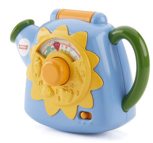 FISHER-PRICE -Tiny Garden On-the-Go Tunes - NEW