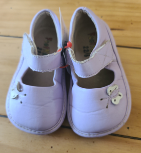 FOOT KINETIC leather shoes, Toddler Girls shoe size 6
