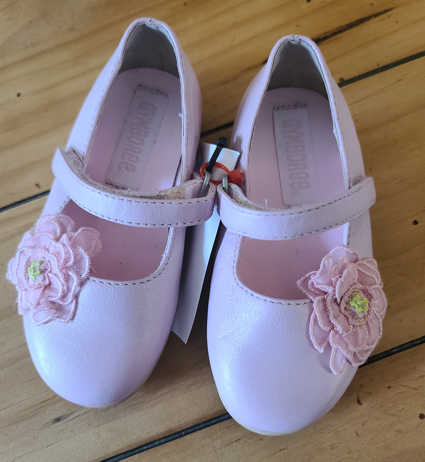GYMBOREE dress shoes, Toddler Girls shoe size 5
