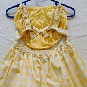 GYMBOREE 2 pc summer dress, Size 3T