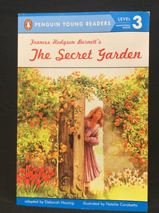 The Secret Garden. Level 3 reader book