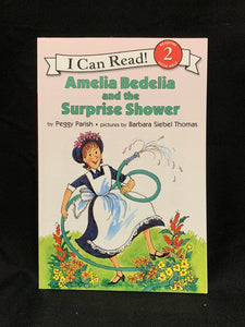 Amelia Bedelia and the Surprise Shower. Level 2 reader book