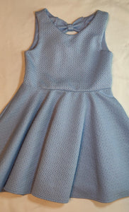 RARE Editions size 4 blue dress