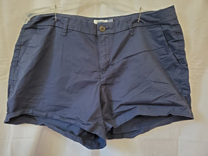 OLD NAVY Blue Juniors size 12 shorts