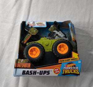 Hot Wheels Monster Trucks - BASH UPS *New*