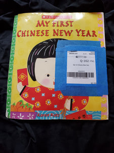 Scholastic my 1st Chinese New Year