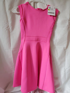 BAKER SIZE 10 pink dress zipper back