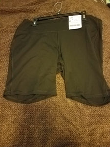 Old Navy Active  junior girls 2x black athletic shorts