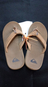 QUICKSILVER brown sandals. Size Toddler 8