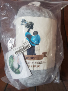 New in package innoo baby sling Carrier Gray