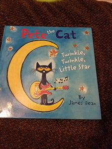 Pete the Cat - Twinkle Twinkle