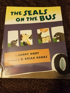 """The Seals on the Bus"" paperback"