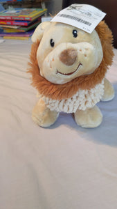 Little Miracles Lion plush animal