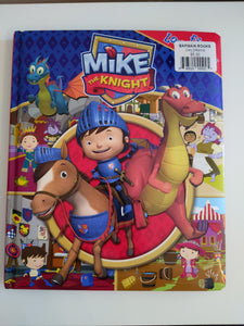 Mike the Knight look and find book