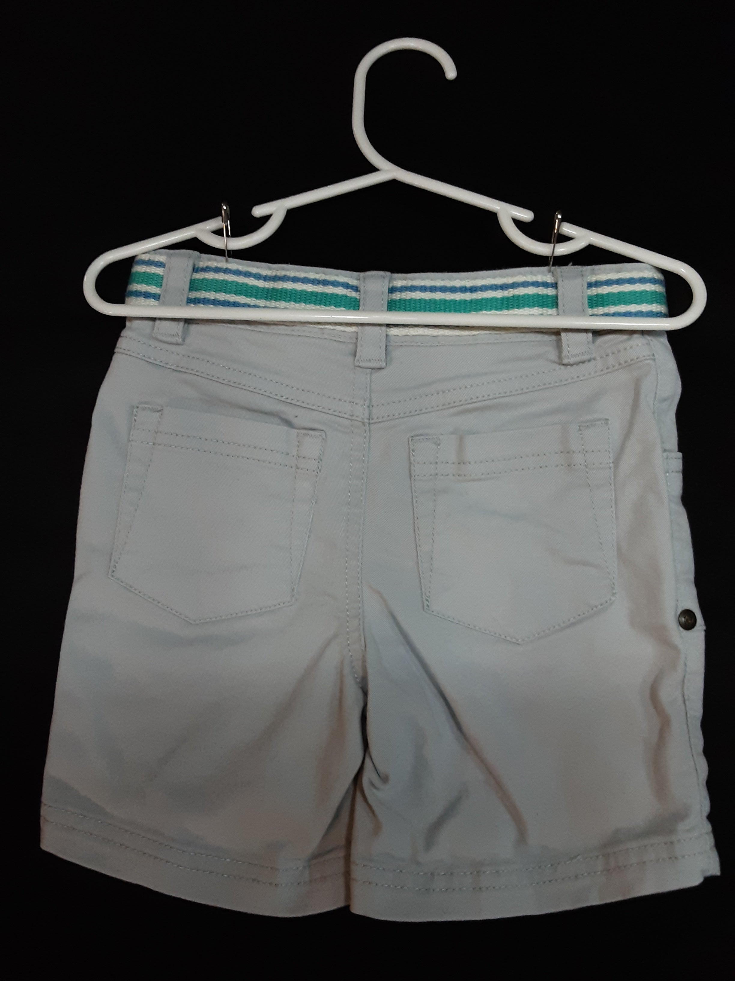 OSH KOSH grey shorts Size 3T boys