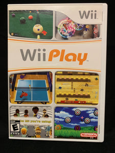 Wii Games - Big Brain Academy, Mario Bros, Wii Play, Animal Crossing,