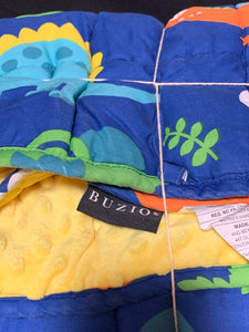 Buzio Dinosaur weighted blanket