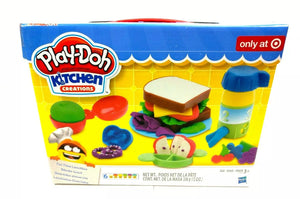 PLAY-DOH - Fun Time Lunchbox w/ 6 Cans - NEW!