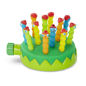 Melissa and Doug Splash Patrol Sprinkler NEW