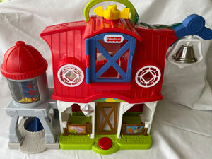 FISHER PRICE Farm Play Set